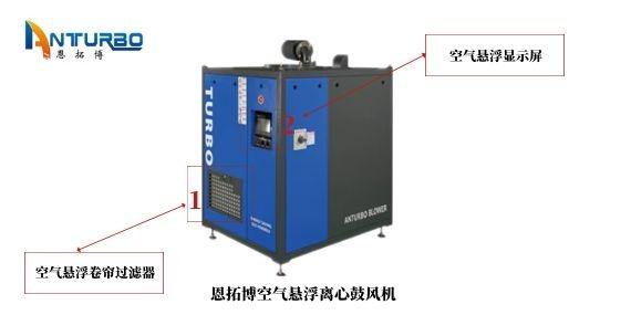 空气悬浮离心鼓风机卷帘过滤器压差多少要更换?
