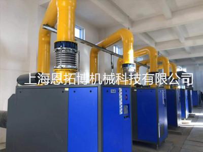 燕郊西部污水处理厂选用恩拓博空气悬浮鼓风机