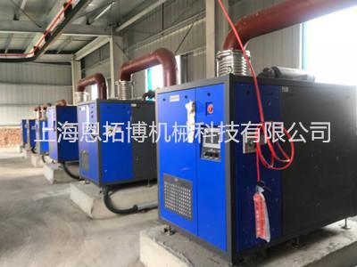 济南仲官污水处理厂采用空气悬浮鼓风机