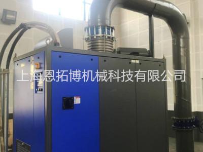 宜兴城市污水处理厂选用空气悬浮鼓风机