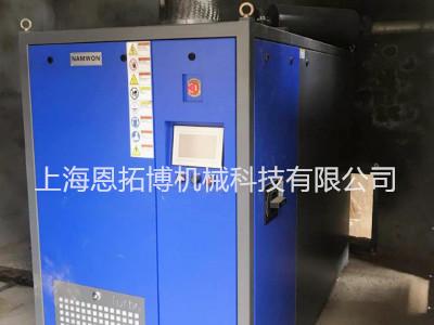 绍兴三杰公司选用空气悬浮鼓风机