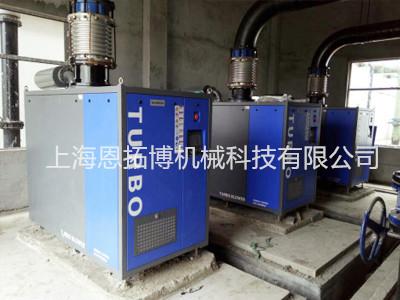 江苏新沂污水处理厂选用空气悬浮离心鼓风机
