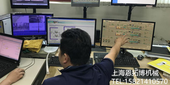 空气悬浮鼓风机远程操作给用户带来很多方便-恩拓博