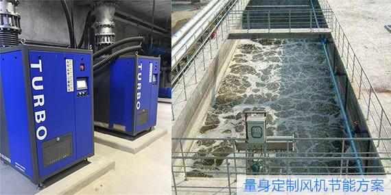 空气悬浮离心鼓风机有望在污水处理站发挥重要作用!